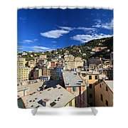 Camogli Shower Curtain