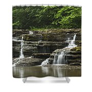 Campbell Falls 5 Shower Curtain