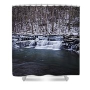 Campbell Falls Shower Curtain