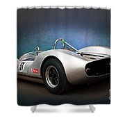 Can-am Mclaren M1a Shower Curtain