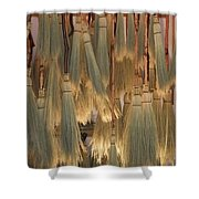 Canada Vancouver Brooms Shower Curtain