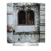 Canada Vancouver Building Shower Curtain