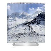 Canadian Rockies 2 Shower Curtain