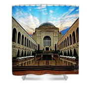 Canberra 10 Shower Curtain