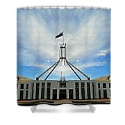 Canberra 11 Shower Curtain