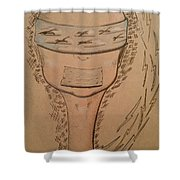 Cancer Birds Of Hope  Shower Curtain