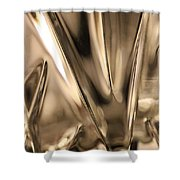Candle Holder 3 Shower Curtain