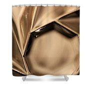 Candle Holder 5 Shower Curtain