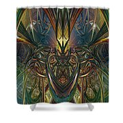 Candle Light Abstract Phenomenon Fx  Shower Curtain