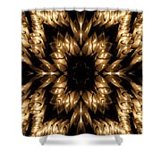 Candles Abstract 5 Shower Curtain