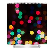 Candy Glowing Shower Curtain