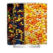 Candy II Shower Curtain