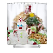 Candy Land Shower Curtain