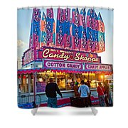 Candy Shoppe Shower Curtain
