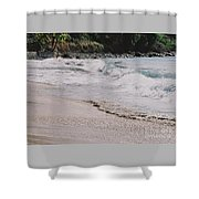 Cane Bay, Tortola # 3 Shower Curtain