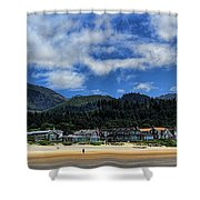 Cannon Beach South Shower Curtain
