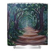 Canopyroad Shower Curtain