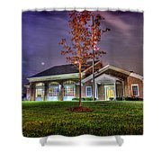 Canton Fire Department Canton Mi Shower Curtain