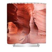 Canyon Angel Shower Curtain