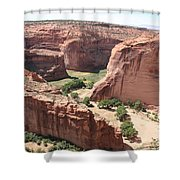 Canyon De Chelly Arizona Shower Curtain