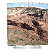 Canyon De Chelly I Shower Curtain