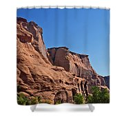 Canyon Dechelly Navajo Nation Shower Curtain