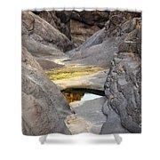 Canyon Eye Shower Curtain