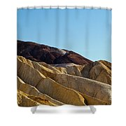 Canyon Golds Shower Curtain