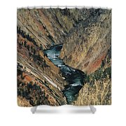 Canyon Jewel Shower Curtain