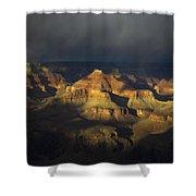 Canyon Light Shower Curtain