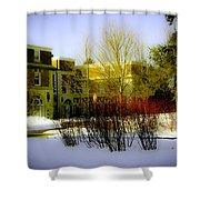 Canyon Ranch - Berkshires - Massachusetts Shower Curtain