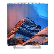 Canyon River A-isclo Or Bell-s. Ordesa Shower Curtain