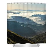 Canyon View Shower Curtain