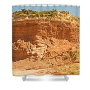 Canyonlands In West Texas Shower Curtain