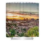 Canyonlands National Park Shower Curtain