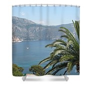 Cap Ferrat Shower Curtain