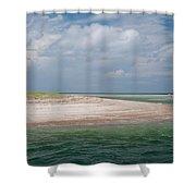 Cape Cod Beach Shower Curtain