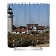 Cape Cod Light Shower Curtain