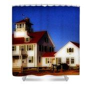 Cape Cod Shower Curtain