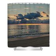 Cape Cod Sunrise Shower Curtain