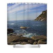 Cape Escape Shower Curtain