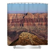 Cape Final Walls Shower Curtain
