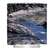 Cape Foulweather 1 Shower Curtain