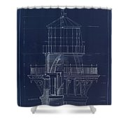 Cape Hatteras Shower Curtain