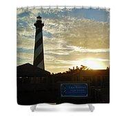 Cape Hatteras Lighthouse 1 11/05 Shower Curtain