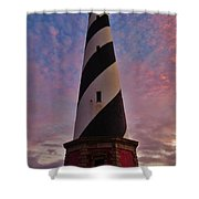Cape Hatteras Lighthouse 4 11/05 Shower Curtain