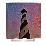 Cape Hatteras Lighthouse 5 11/05 Shower Curtain
