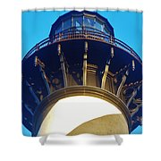 Cape Hatteras Lighthouse 6 11/05 Shower Curtain