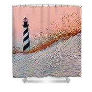Cape Hatteras Sunrise Shower Curtain