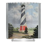 Cape Hatteris Sunrise Shower Curtain